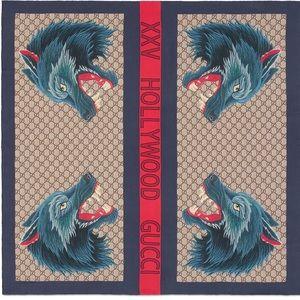 Gucci silk scarves